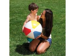 Pelota de gajos Inflable para Playa 51 cm Intex 59020