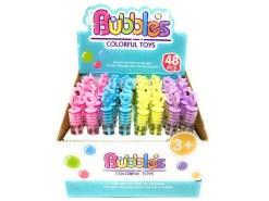 Burbujas Club De Gel colores pastel 48 Piezas para Recuerdos y Fiestas