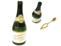 Burbujas De Gel Botella de Champaña caja 24 pzs para Eventos