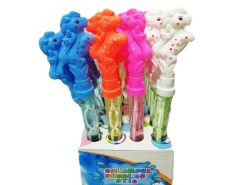 Burbujas de Pony caja con 24 Tubos 25 cm con multiplicador