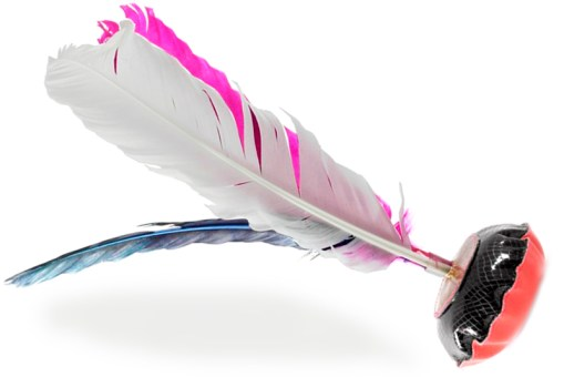 Peteca o Indiaca Profesional - Wiwi juegos de mayoreo