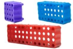 Tabiques perforados Didácticos de ensamble - Wiwi bloques de mayoreo