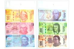 Dinero Didáctico Billetes Medianos – Wiwi didácticos de mayoreo