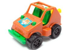 juguetes especiales Carrito Buggy Arenero 6 piezas - Wiwi Fiestas de mayoreo