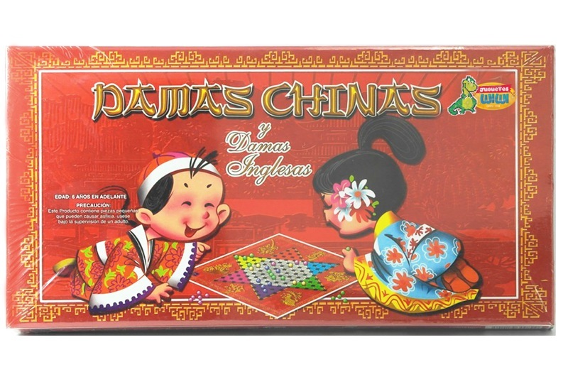 Damas Chinas de caja – Wiwi juegos de mayoreo