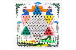 Damas Chinas Blancas – Wiwi juegos de mayoreo