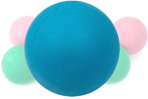 Pelota de Esponja 3 pulgadas - Wiwi pelotas de Mayoreo