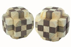 Rompecabezas 3D Bobina Cristal -Wiwi juegos de mayoreo