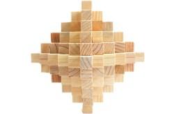 Rompecabezas 3D Diamante 51 de madera - Wiwi Juegos de mayoreo