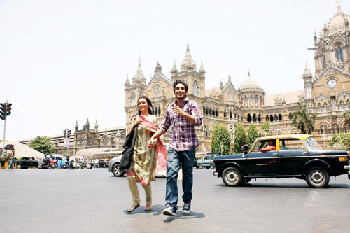 filming of Ek Deewana Tha in mumbai wiwigo-blog