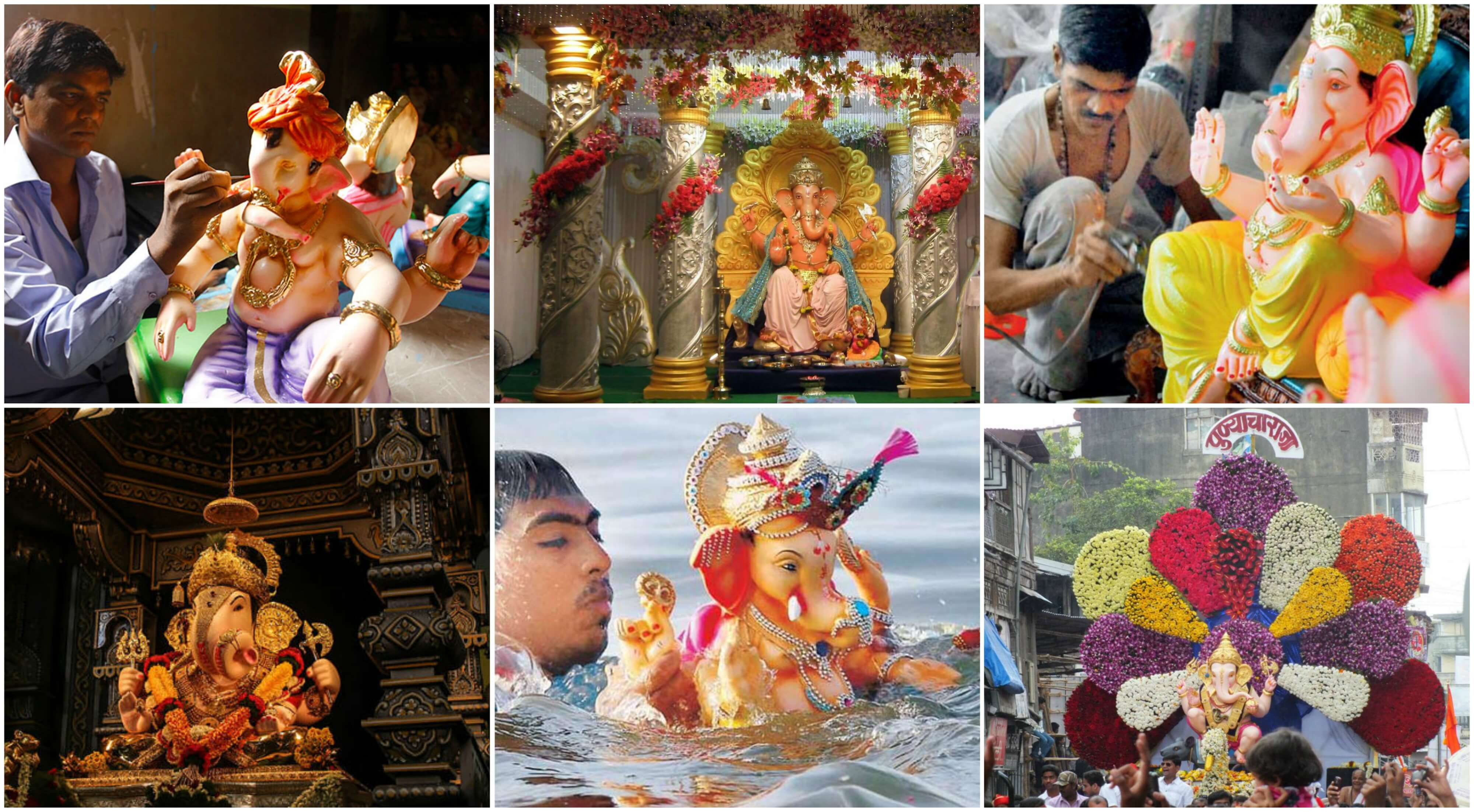 pollution during ganesh utsav Ganesh idol immersion & water pollution in the  paint by ganesh idol immersion during ganesh  water pollution: action plan ganesh chaturthi is the.