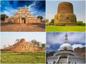 Top 5 Must Visit Buddhist Stupas in India