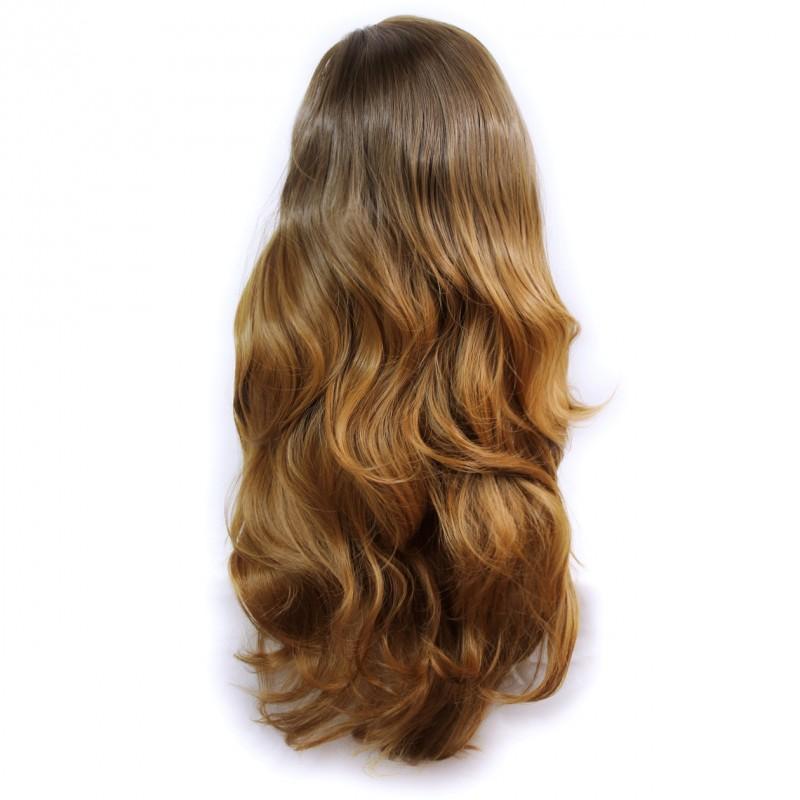 Wiwigs Wiwigs Pretty Long Wavy Wig Strawberry Blonde