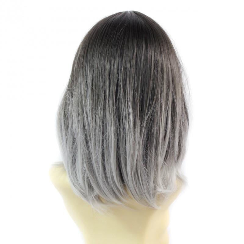 Wiwigs Wiwigs Pretty Medium Bob Style Wig Grey