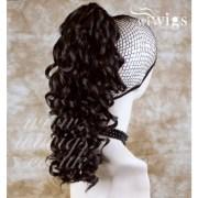 wiwigs - dark brown ponytail irish