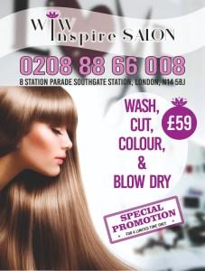 WIW Inspire Salon Enfield