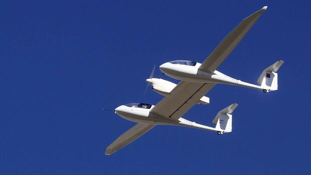 Die Vision vom elektrischen Linienflug per Brennstoffzelle