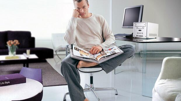 Home Office Die wichtigsten Regeln fr die Heimarbeit