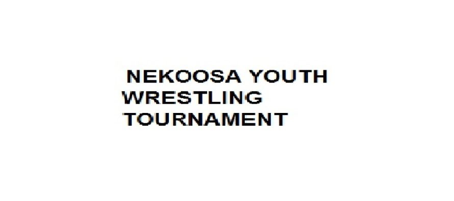Nekoosa Youth Tournament