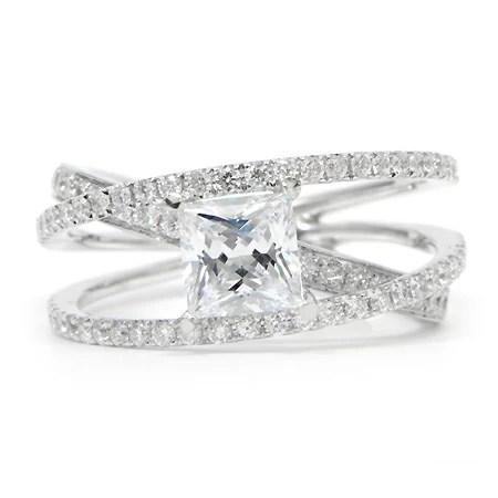 365903 Princess Cut Engagement Rings In Minneapolis MN