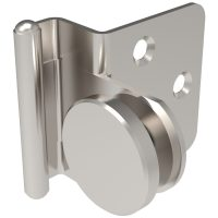 T2240 - Glass Door Hinges - Overlay Type | Wixroyd