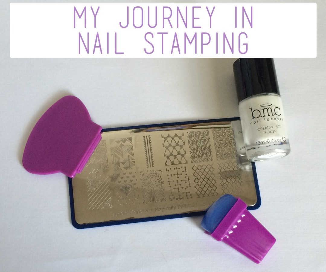 My Journey in Nail Stamping Overview   The Rebel Planner