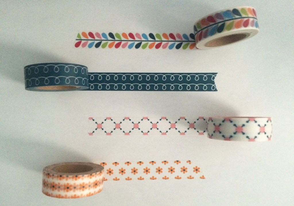 Washi Tape | The Rebel Planner
