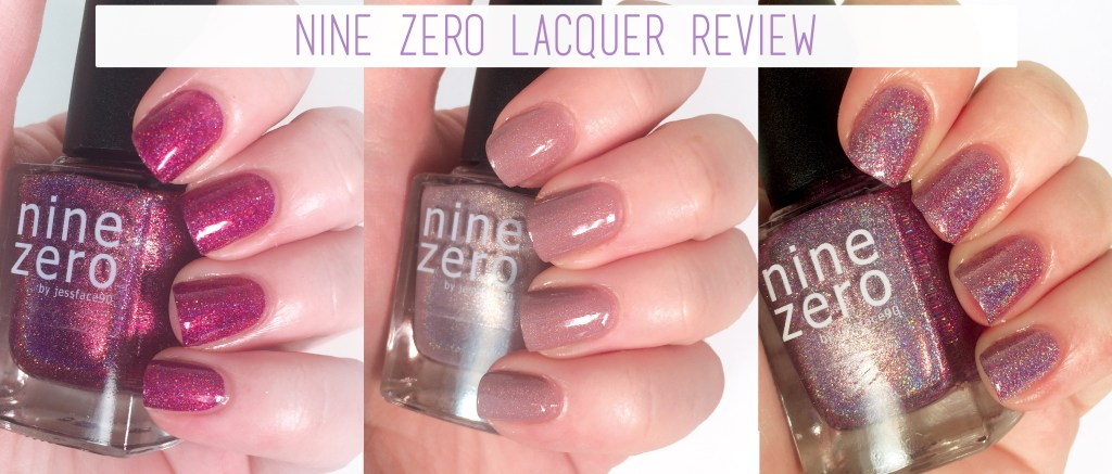 Nine Zero Lacquer Review   The Rebel Planner