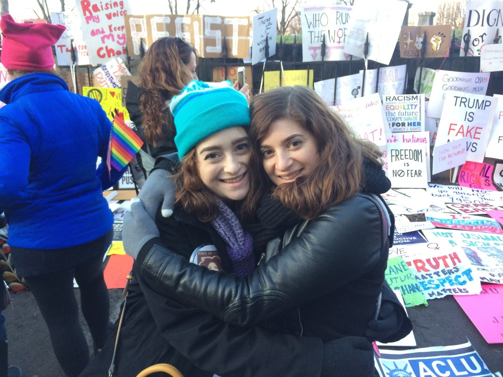 My Experience at the Boston Women's March for America   The Rebel Planner