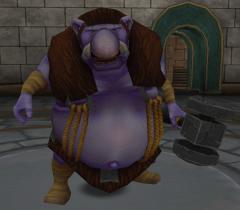Creature:Ogre Gaoler - Wizard101 Wiki