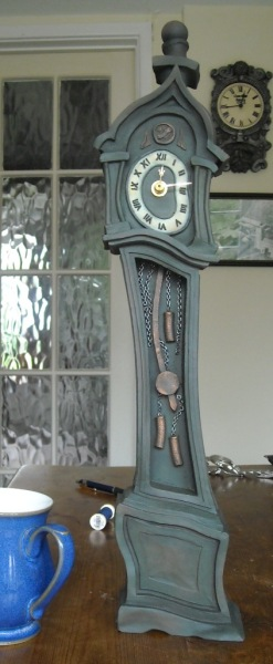 Warped Clocks Wizard Of The Woods