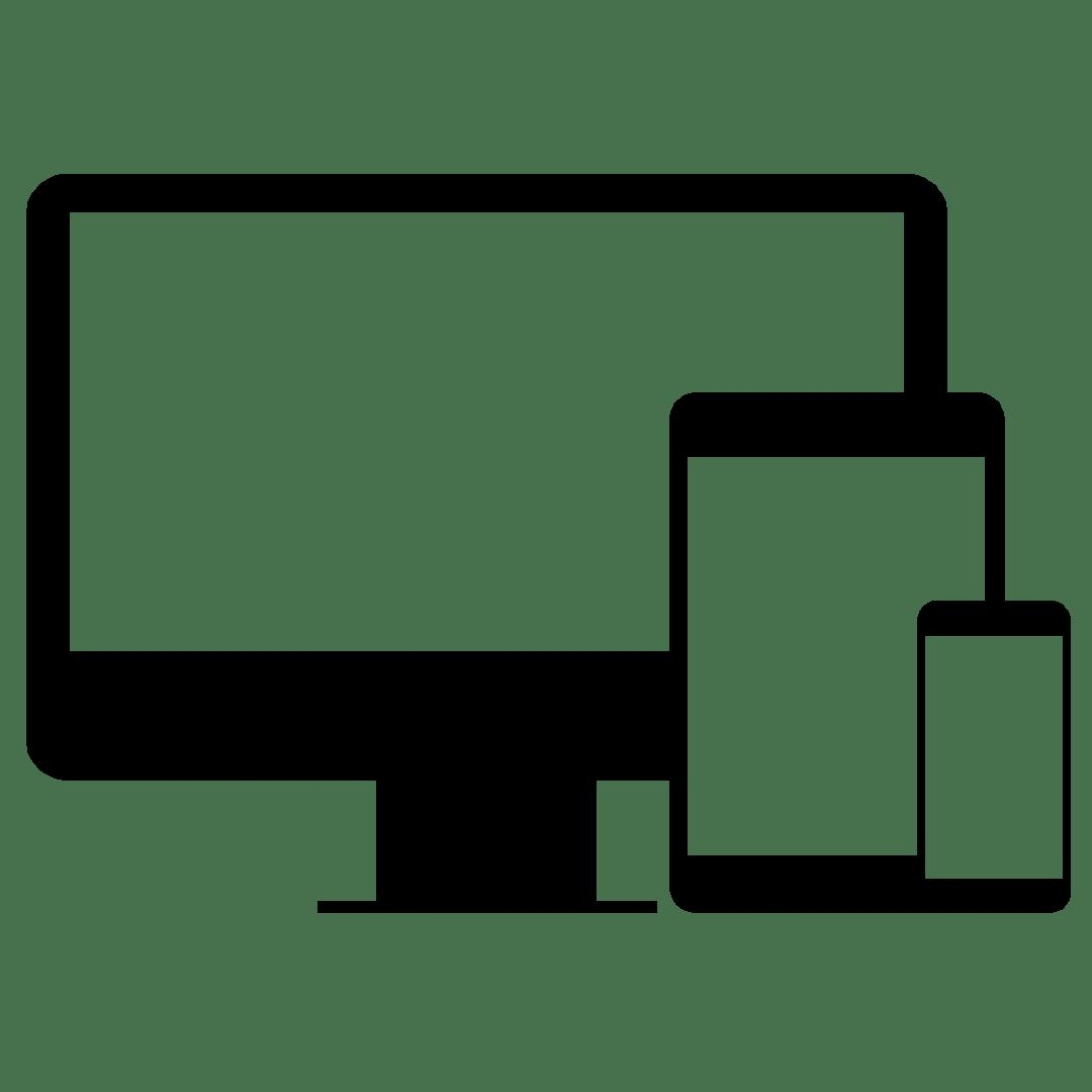 Responsive website design from the Wizard Room