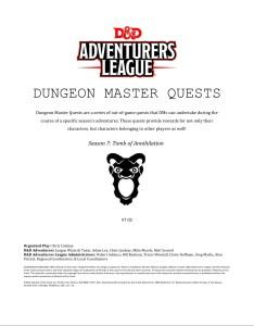 D Amp D Adventurers League Dm S Pack Review Wizard S Laboratory