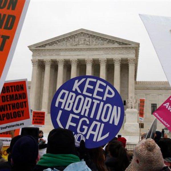Supreme Court Abortion North Dakota_119826