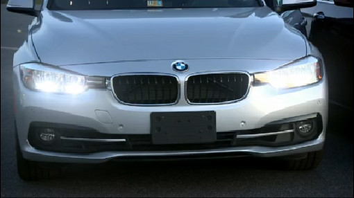 IIHS study finds most car headlights aren't strong enough_133050