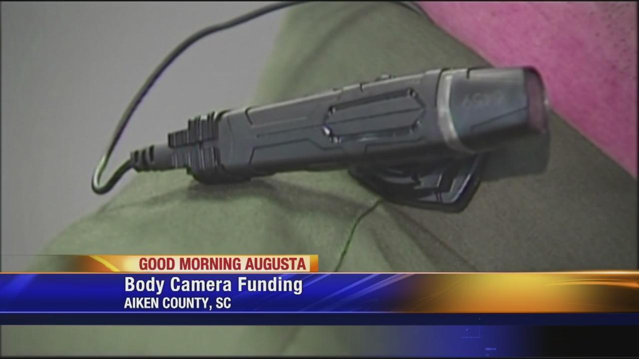 Aiken County Sheriff's Office WantsBody Cameras_146242
