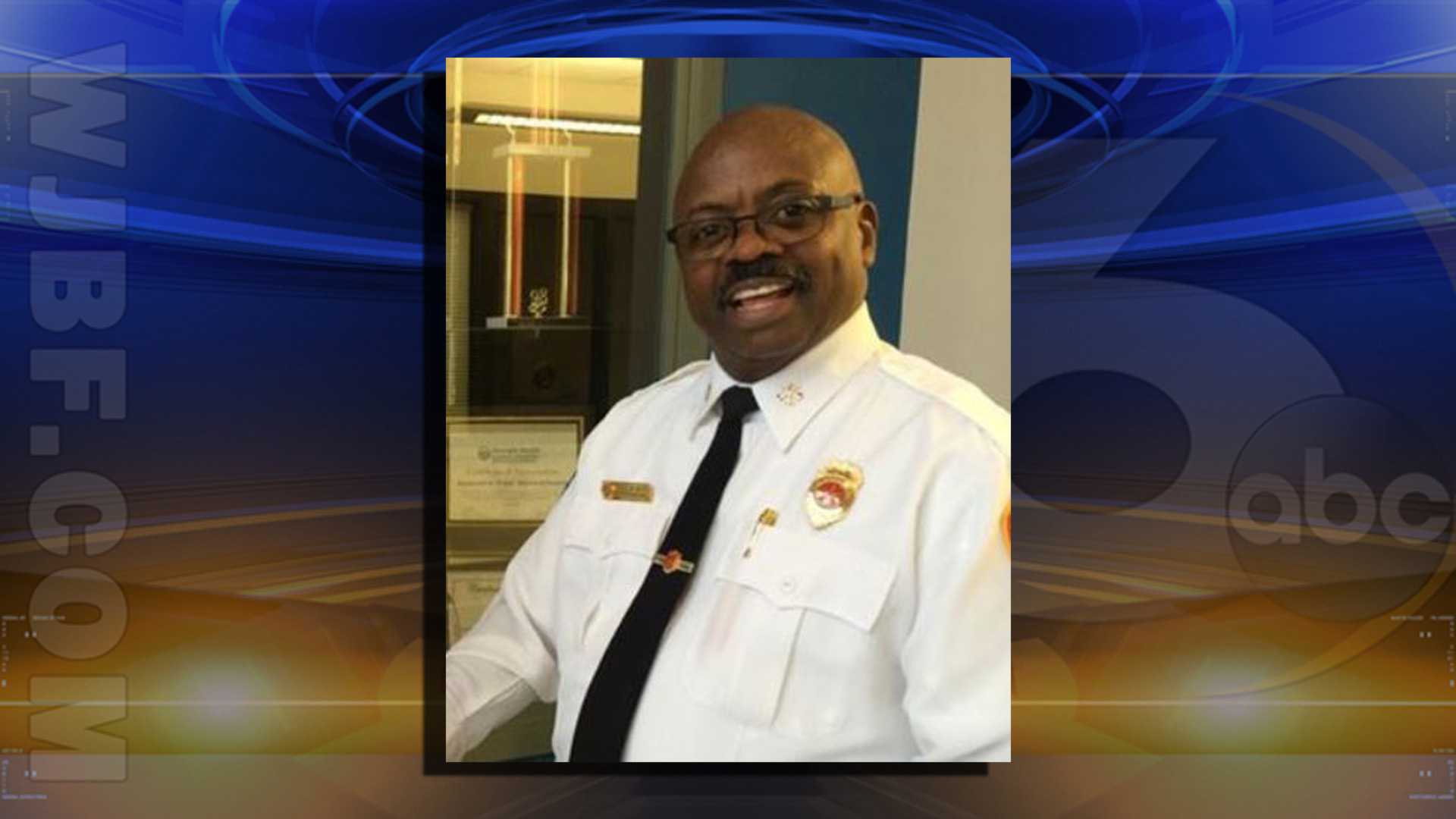 Augusta Fire Chief Chris James_49502