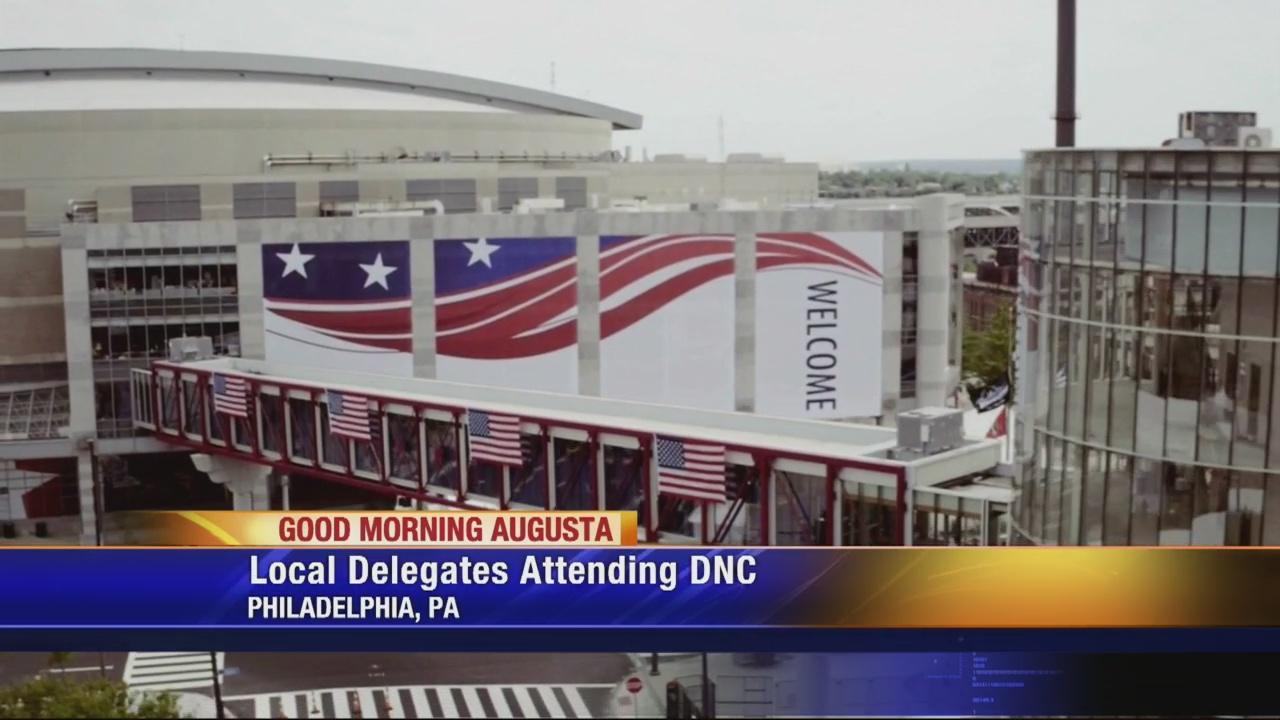 CSRA's Delegates in Philadelphia for Democratic National Convention_165086