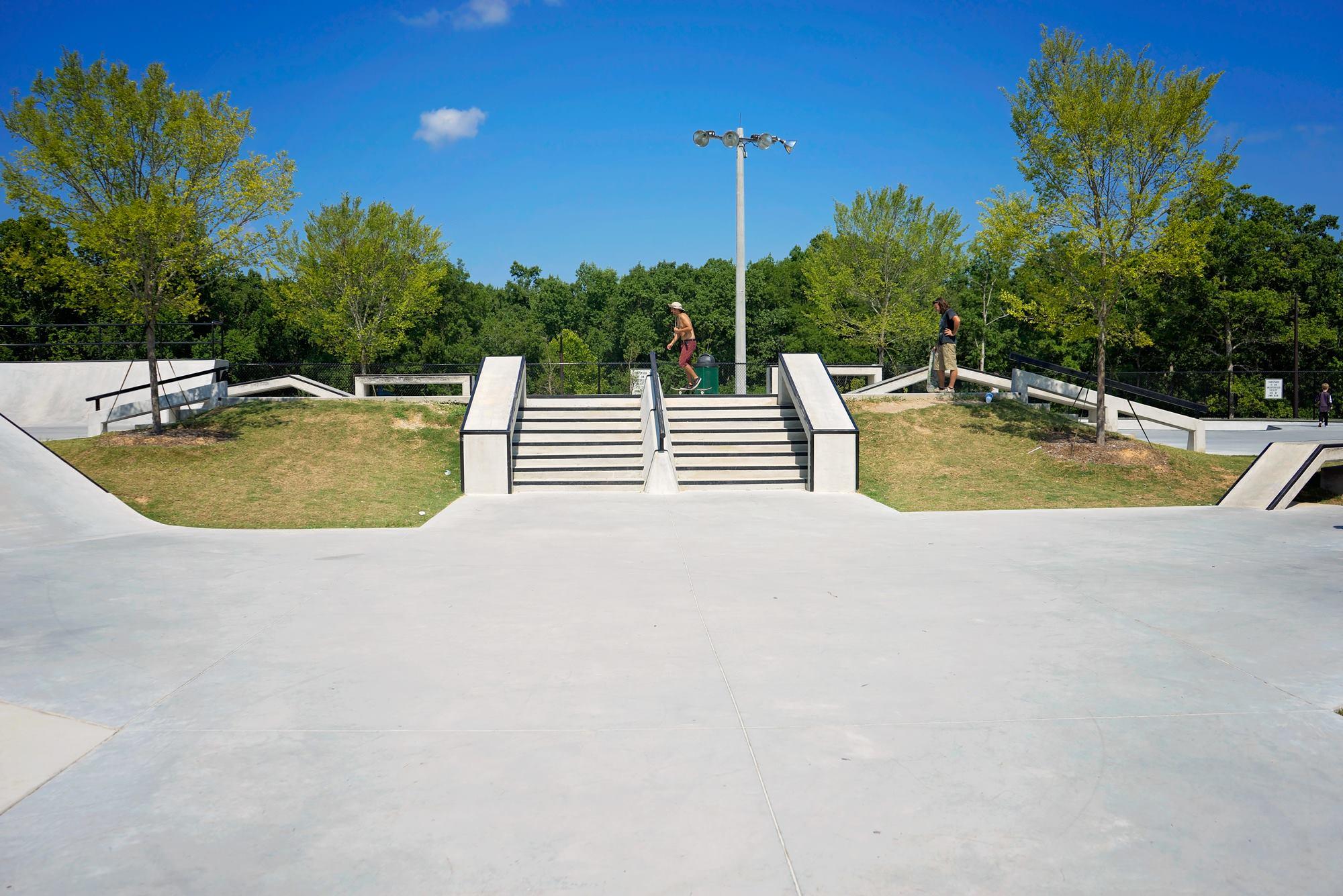 Blanchard Woods skate park_162252