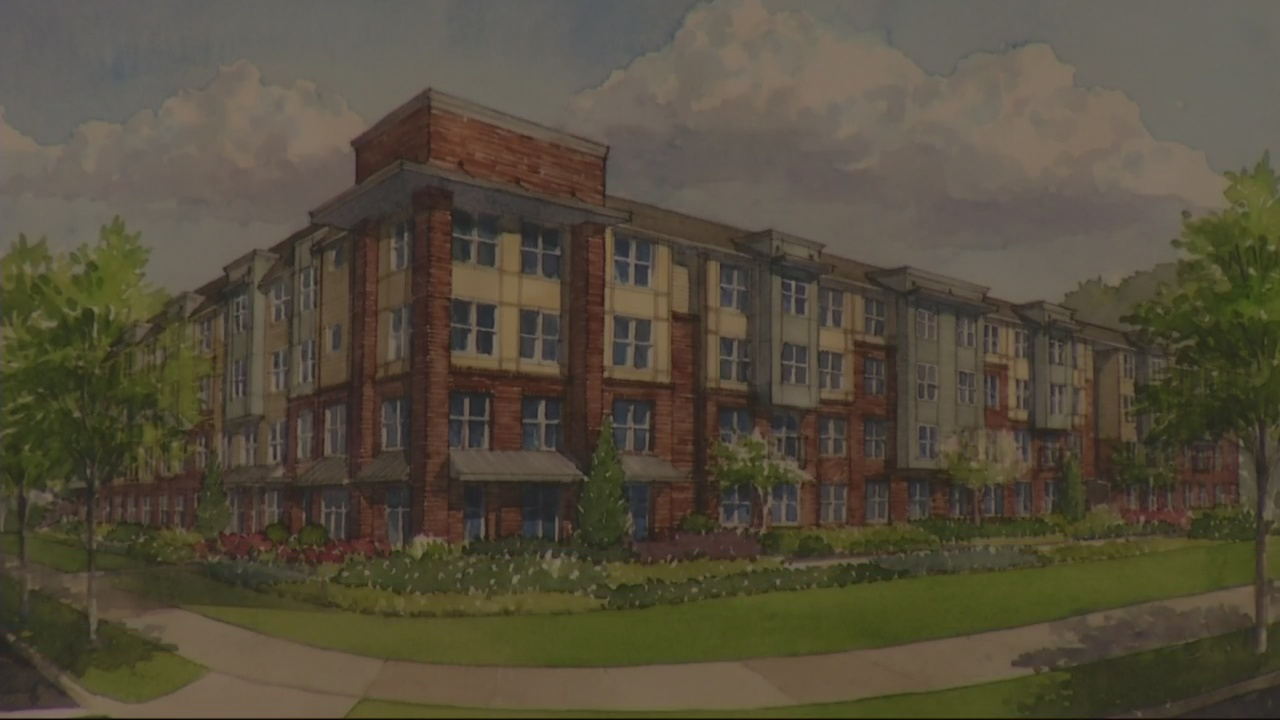 New mixed income housing complex set to replace Cherry Tree Crossing