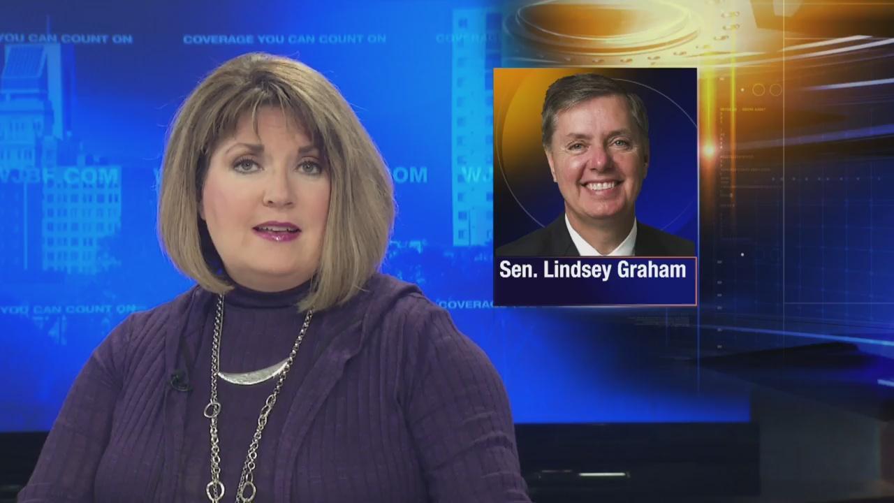 Sen. Lindsey Graham talks Margaritas, Mexico, and MOX