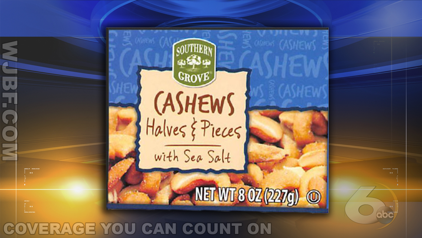 cashew recall_271546