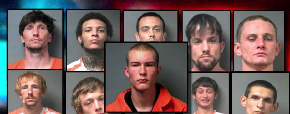 12 Alabama inmates_295034