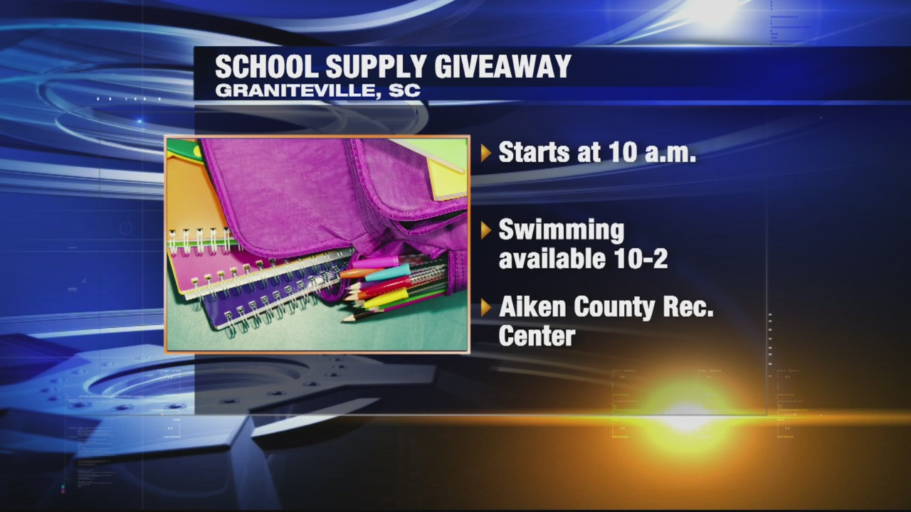 Graniteville back to school_299667