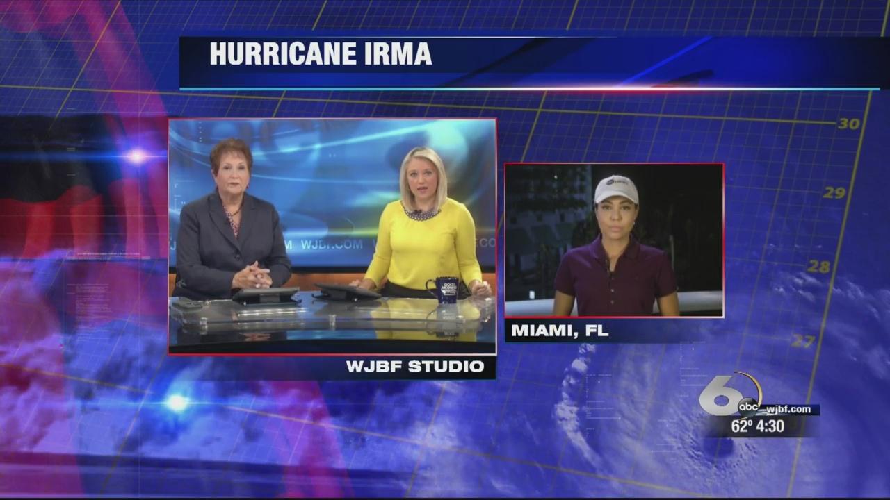 Hurricane Irma this am_312439