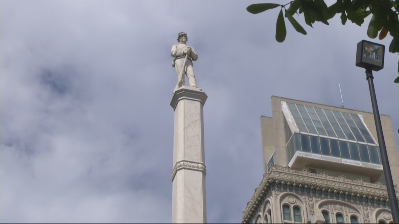 State Senator wants local control for Confederate Monuments
