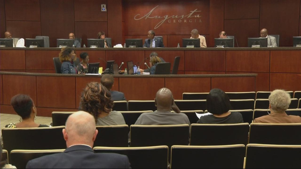 Revenue needs concern as commission prepares for budget recommendations