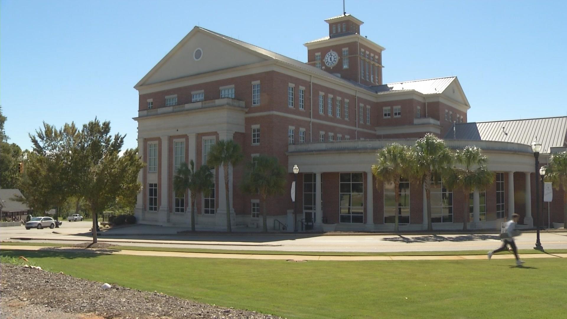 North Augusta Municipal Building_329149