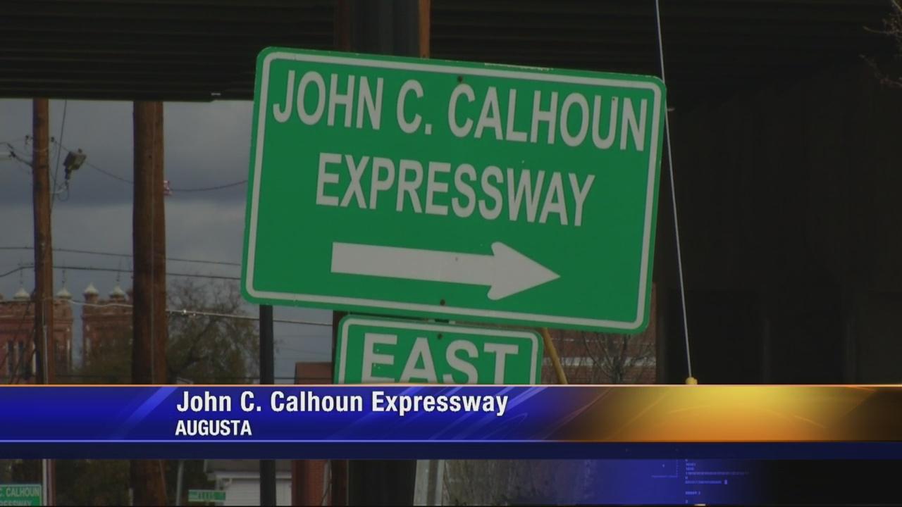 Neighbors don't support Trump-Calhoun Expressway