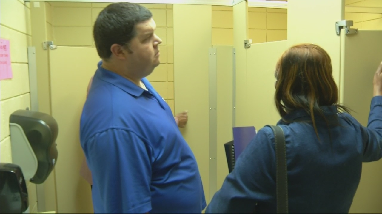 City leaders tour two rec facilities